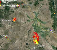 Fires Near Alaska by Soda Fire In Idaho Nears Containment U2013 Wildfire Today
