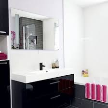 black and white bathroom ideas gallery black and white bathroom tile flooring ideas home of black and