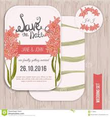 save the date birthday cards stylish cards collection with floral background for save