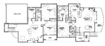 residential floor plans free residential home floor plans evstudio architect