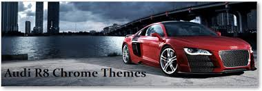 audi r8 theme chrome themes 5 awesome audi r8 themes car themes
