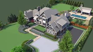 custom home design landscape architect residential architect collaborate in oakton