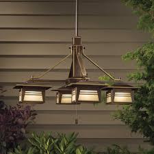 kichler outdoor lighting fixtures kichler zen garden 12 volt outdoor chandelier hayneedle