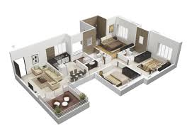 3d interior home design visualizing and demonstrating 3d floor plans home design