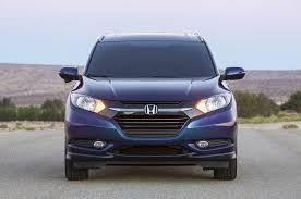 crossover honda 2016 2016 honda hr v ex l awd first test review motor trend
