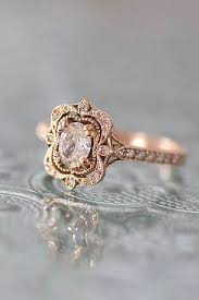 vintage promise rings 24 oval engagement rings as a way to get more sparkle oval