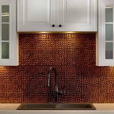 Copper Kitchen Cabinet Hardware Kitchen 18 Best Copper Backsplashes Images On Pinterest Kitchen
