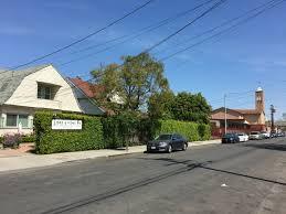 West Adams Los Angeles Map by Experiencing Los Angeles Ignatius Cafe West Adams