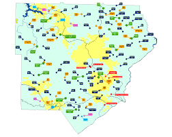 City Of Atlanta Zoning Map by Planning