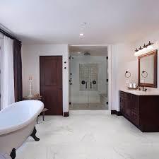 12x24 bathroom tile msi carrara 12 x 24 porcelain field tile in white reviews
