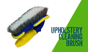 Upholstery Cleaning Brush Vehicle Valeting Accessories U0026 Brushes