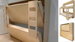 Make Wooden Bunk Beds by Fascinating Pallet Bunk Beds 17 Pallet Loft Beds How To Build