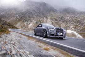 roll royce vorsteiner spofec pumps up the performance of the rolls royce ghost