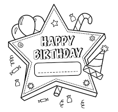my little pony birthday coloring page my little pony happy birthday coloring page for kids holiday img has