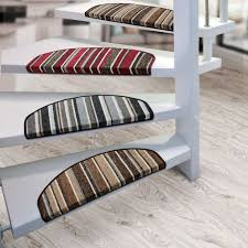 luxury carpet stair treads carpet stair treads for warmer and