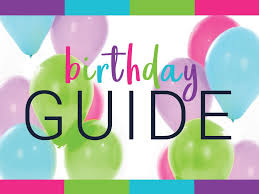 birthday guide four birthdays four budgets baton rouge parents