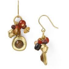 Ralph Lauren Chandelier Fashion Earrings Lauren Ralph Lauren Tangiers Cluster Earrings 70 Brl Liked On