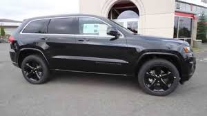 jeep grand cherokee blackout 2014 jeep grand cherokee altitude black ec571068 everett