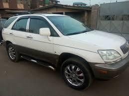 lexus rx 350 tokunbo price in nigeria pimped lexus rx 300 for urgent sale autos nigeria