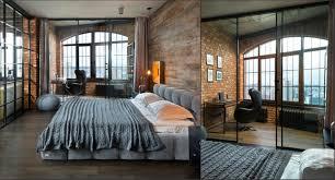 spacious loft style studio home interior design kitchen and