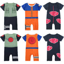 newborn jumpsuit baby boy kakashi uzumaki akatsuki costume romper newborn jumpsuit