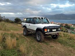 classic range rover fit coilover on range rover classic pirate4x4 com 4x4 and off