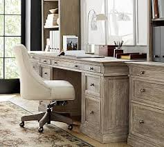 home office desks writing desks u0026 craft tables pottery barn