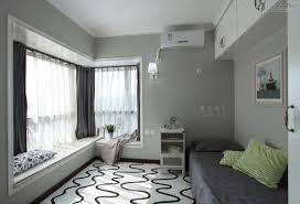 bedroom simple bay window bedroom furniture decoration ideas