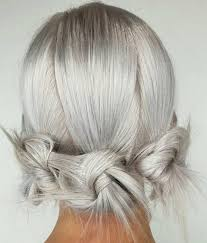 silver hair with lowlights 50 ideas for platinum blonde hair color silvery trend
