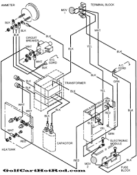 yamaha golf cart wiring diagram gas floralfrocks