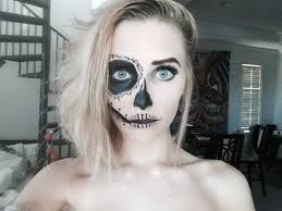 Girls Halloween Makeup Halloween Makeup Uploaded By Jordyn On We Heart It