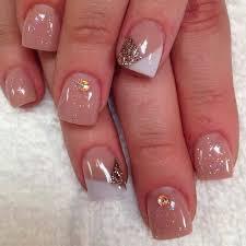 chevron design nails sprinkles gel nails polish led polish