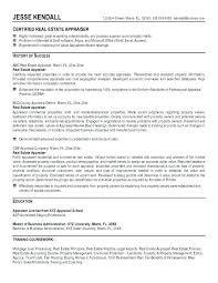 resume exles free real estate resume sles