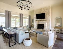 Love This Sectional In This Living Room Living Room Inspiration - Dining room table with sofa seating