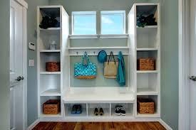 splendid storage bench for closet image of closet mudroom