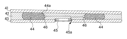 patent us6578291 shoe wear indicator google patents