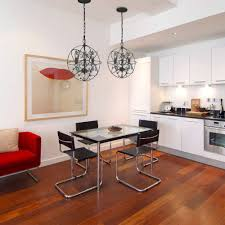 Dining Room Modern Chandeliers Dining Room Modern Dining Room Design With Awesome Orb Chandelier