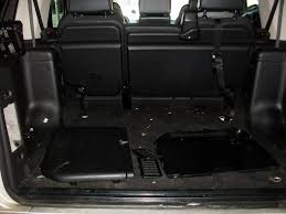 land rover lr4 interior 3rd row adding 3rd row seats page 3 land rover forums land rover
