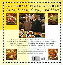 Is California Pizza Kitchen Expensive by California Pizza Kitchen Pasta Salads Soups And Sides Larry