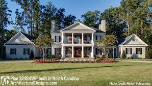 plan 32484wp stately southern home plan southern house plans