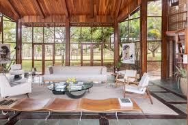 Brazilian Interior Design by Brazilian House With Panoramic Glass Walls U2013 Adorable Home