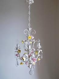 porcelain chandelier roses italian vintage chandelier with porcelain flowers lorella dia