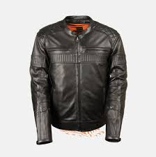 mens motorcycle leathers men u0027s motorcycle black scooter leather police jacket bikers gear