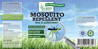 Mosquito Repellent For Home by Mosquito Repellent Pellets Go Green Protection
