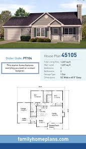 7 best starter home plans images on pinterest