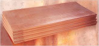 pure copper sheet 12 x 12 x 24 gauge for craft 5n pure copper ingot red copper sheet for sale buy copper sheet
