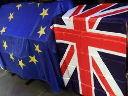 German British Flag Anti Eu Billboards Reading U0027halt Ze German Advance U0027 Placed On M40