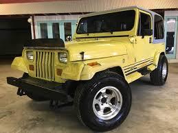 jeep wrangler panama city fl 1990 jeep wrangler islander in panama city fl gulf coast