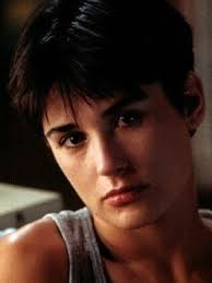 demi moore haircut in ghost the movie demi moore 2 random pinterest bobs