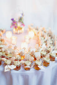 honey jar wedding favors wedding favor ideas